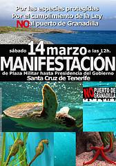 manifestacion-no-puerto-granadilla-14-marzo1